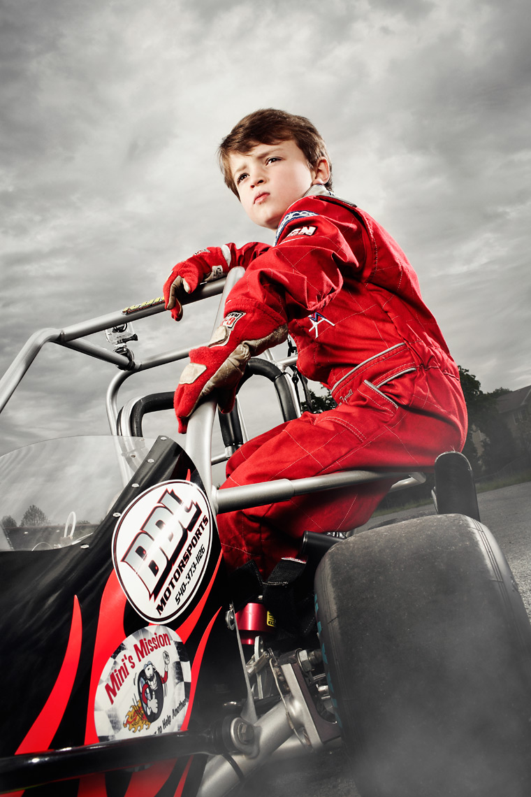 "Timmy ""Mini"" Tyrrell 